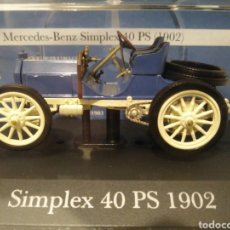 Coches a escala: MERCEDES-BENZ SIMPLEX 40 PS 1902 1/43. Lote 194578456