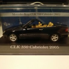 Coches a escala: MERCEDES-BENZ CLK 350 CABRIOLET 2005. Lote 194578917