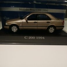 Coches a escala: MERCEDES-BENZ C 200 1994. Lote 194579913