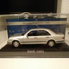 Coches a escala: MERCEDES-BENZ 320E 1995. Lote 194580100
