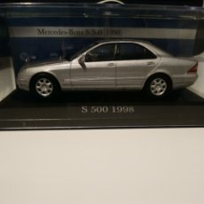 Coches a escala: MERCEDES-BENZ S500 1998. Lote 194580368