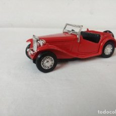 Coches a escala: MG TC 1945 DE GUISVAL EN METAL.. Lote 194717607