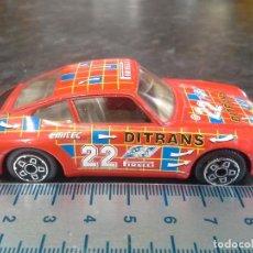 Coches a escala: COCHE PORSCHE 911 CARRERA DE BURAGO ESCALA 1/43 ECHO EN ITALIA . BBURAGO. Lote 194736213