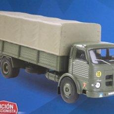 Coches a escala: CAMION PEGASO COMET 1100 L EJERCITO DE TIERRA - ESCALA 1/43 - IXO - SALVAT - TRUCK AUTOBUS BUS. Lote 194888077
