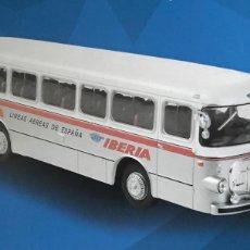Coches a escala: AUTOBUS PEGASO COMET 5061 SEIDA IBERIA - ESCALA 1/43 - IXO - SALVAT - TRUCK CAMION BUS AUTOCAR. Lote 194888252