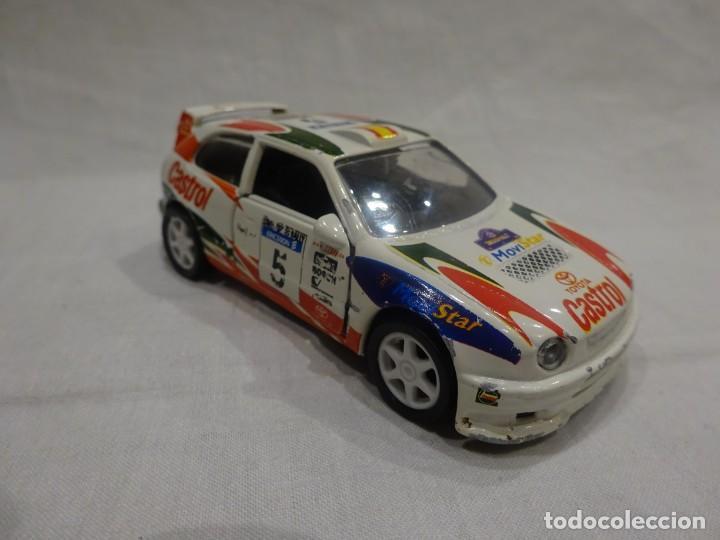Coches a escala: Toyota Corolla WRC, RARO NÚMERO 5, 1/43 Guisval, AÑOS 80 - Foto 2 - 194898620