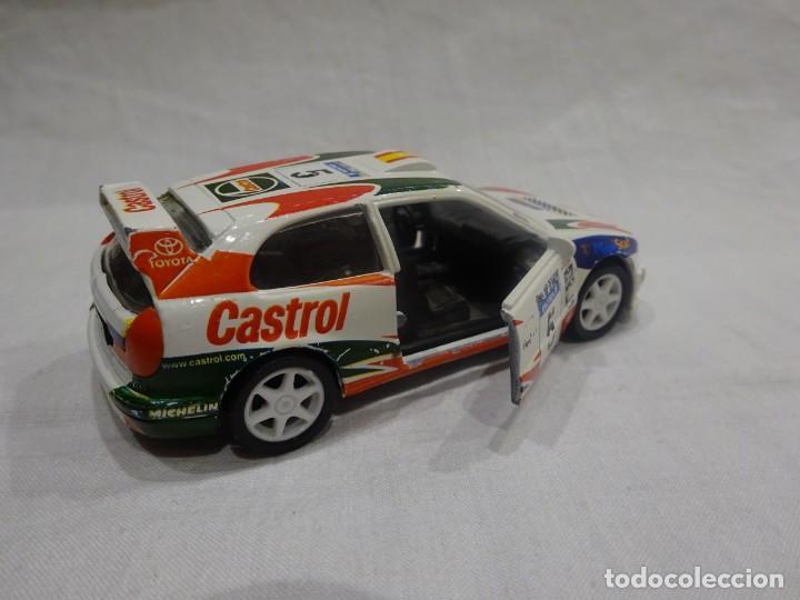 Coches a escala: Toyota Corolla WRC, RARO NÚMERO 5, 1/43 Guisval, AÑOS 80 - Foto 3 - 194898620