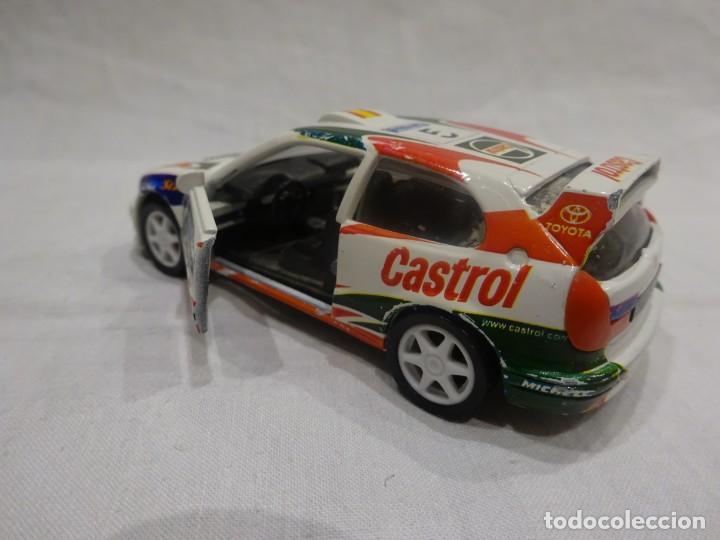 Coches a escala: Toyota Corolla WRC, RARO NÚMERO 5, 1/43 Guisval, AÑOS 80 - Foto 4 - 194898620