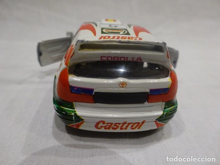 Coches a escala: Toyota Corolla WRC, RARO NÚMERO 5, 1/43 Guisval, AÑOS 80 - Foto 5 - 194898620
