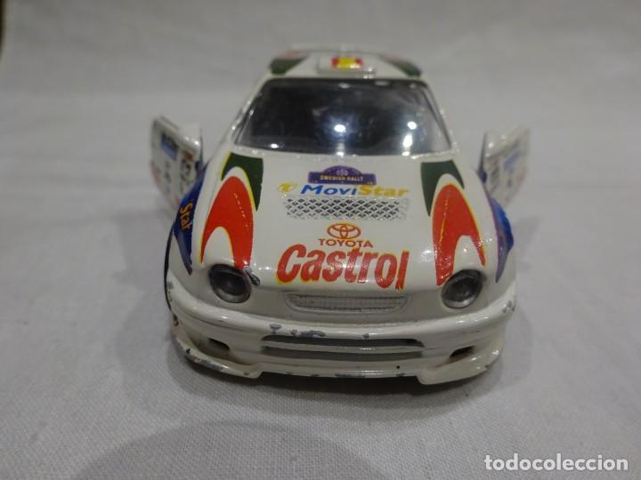 Coches a escala: Toyota Corolla WRC, RARO NÚMERO 5, 1/43 Guisval, AÑOS 80 - Foto 6 - 194898620