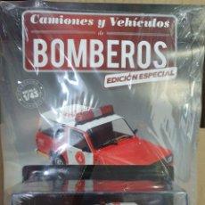 Coches a escala: NISSAN PATROL BOMBEROS DE BARCELONA . 1994. 1/43. Lote 194899786