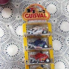 Auto in scala: GUISVAL- EXPOSITOR DE MOTOS DE MOTOCICLISMO. Lote 195002171