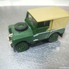 Coches a escala: DINKY MATCHBOX DY9 LAND ROVER SERIE 1 CORTO 1949 PERFECTO. Lote 195032335
