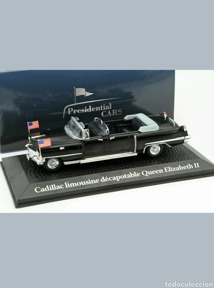 Coches a escala: Cadillac Limusina Descapotable Queen Elizabeth II - Foto 3 - 195057373