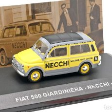 Coches a escala: COCHE E: 1:43. FIAT 500 GIARDINIERA, NECCHI 1960. Lote 195058326
