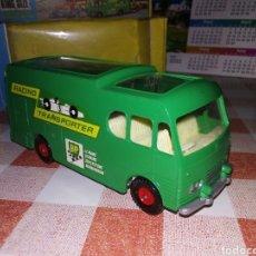 Coches a escala: MATCHBOX TRANSPORTER CAR. Lote 195060251