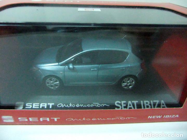 Coches a escala: SEAT IBIZA 5P 5 PUERTAS ATUL NAYARRA - ALEXANDER FISCHER ESCALA 1:43 COCHE AUTOEMOCIÓN COLECCIÓN - Foto 2 - 195227351