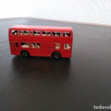 Coches a escala: LONDON BUS JUGUETE MATCHBOX. Lote 195262461