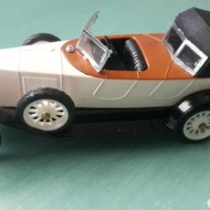 Coches a escala: ANTIGUO COCHE DE METAL ESCALA 1/43 RENAULT 40 CV SPORT 1923. RÍO MADE IN ITALY. Lote 195394902