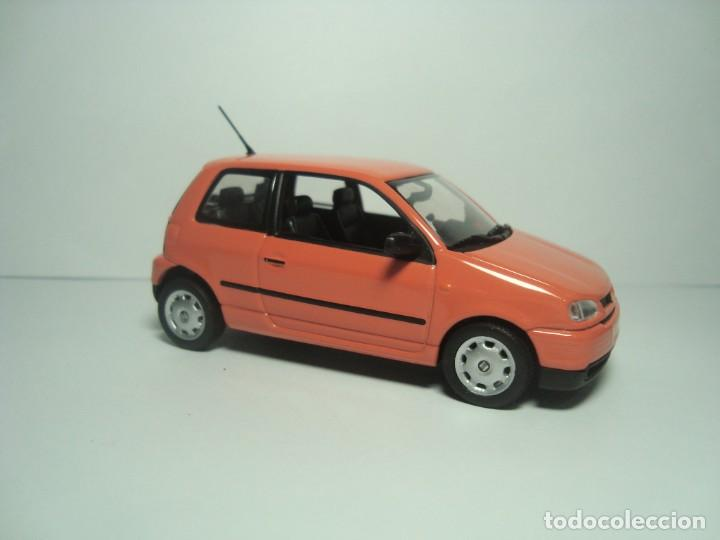 Seat Dealer Modelos MINICHAMPS Arosa SEA10B