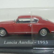 Coches a escala: LANCIA AURELIA DE 1953.. Lote 196602147