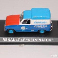 Carros em escala: ALTAYA RENAULT 4F KELVINATOR. Lote 197493507