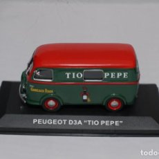 Auto in scala: ALTAYA PEUGEOT D3A TIO PEPE. Lote 197547437