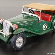 Coches a escala: MATCHBOX MODELS OF YESTERDAY Nº Y-8 - 1945 MG T.C. 1/43 - LESNEY MADE IN ENGLAND (1977). Lote 197942012