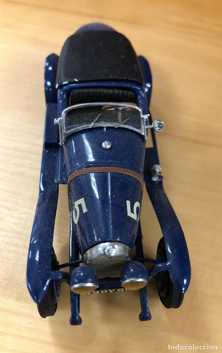 Coches a escala: AUTOMOVIL LORRAINE DIETRICH LE MANS 1926. EDICION LIMITADA - Foto 2 - 198202598
