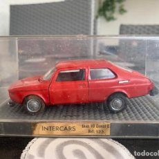 Coches a escala: SAAB 99 INTERCARS NACORAL ESCALA 1:43. Lote 199523490