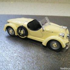 Coches a escala: WHITE BOX - MERCEDES-BENZ 150 SPORT ROADSTER 1935 1:43 EN PERFECTO ESTADO. Lote 199847586