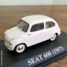 Carros em escala: IXO/ALTAYA SEAT 600 1957. Lote 201202048