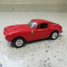 Coches a escala: ERTL - FERRARI 250 GT SWB PININFARINA 1961 PERFECTO. Lote 201223775