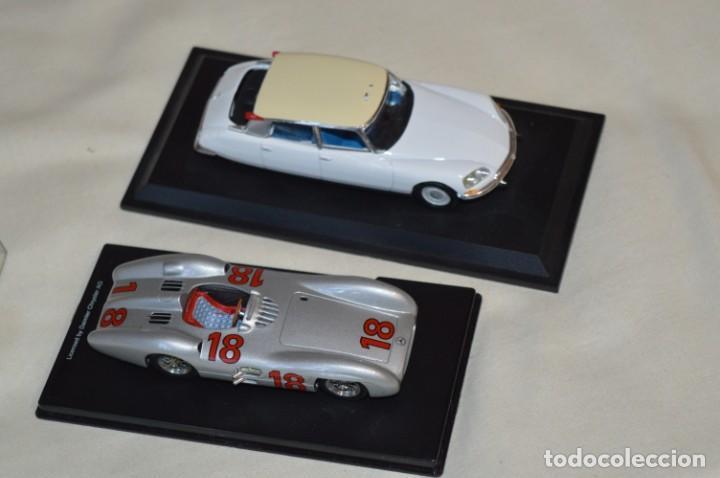 Coches a escala: Lote 2 coches escala 1/43 - 1:43 o similares - MERCEDES W 196 y ID 19 TAXI ¡Mira fotos y detalles! - Foto 2 - 201355030