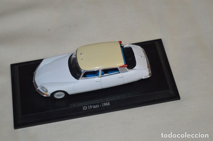 Coches a escala: Lote 2 coches escala 1/43 - 1:43 o similares - MERCEDES W 196 y ID 19 TAXI ¡Mira fotos y detalles! - Foto 11 - 201355030