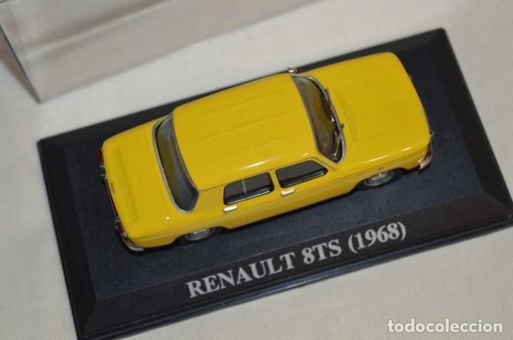 Coches a escala: Lote 2 coches escala 1/43 - 1:43 o similares - SEAT 1500 y RENAULT 8 TS ¡Mira fotos y detalles! - Foto 4 - 201355888