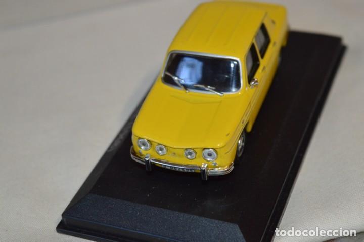 Coches a escala: Lote 2 coches escala 1/43 - 1:43 o similares - SEAT 1500 y RENAULT 8 TS ¡Mira fotos y detalles! - Foto 6 - 201355888