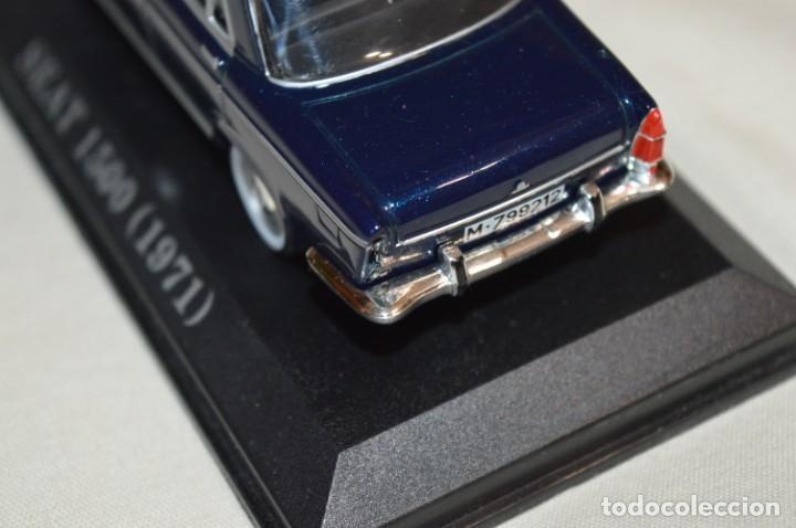 Coches a escala: Lote 2 coches escala 1/43 - 1:43 o similares - SEAT 1500 y RENAULT 8 TS ¡Mira fotos y detalles! - Foto 13 - 201355888