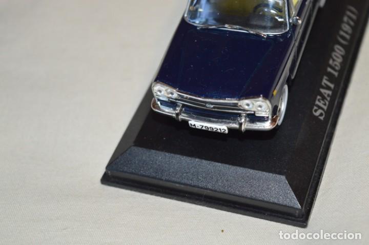 Coches a escala: Lote 2 coches escala 1/43 - 1:43 o similares - SEAT 1500 y RENAULT 8 TS ¡Mira fotos y detalles! - Foto 15 - 201355888