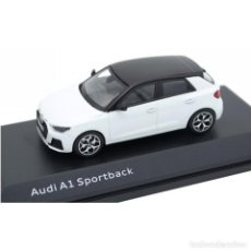 Auto in scala: SPARK AUDI A1 SPORTBACK COLOR BLANCO 1:43 COLLECTION DIECAST. Lote 202400607
