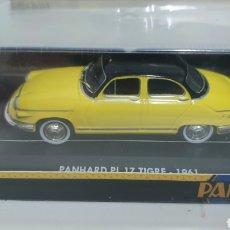 Coches a escala: COCHE PANHARD PL 17 TIGRE DE 1961.. Lote 202655106