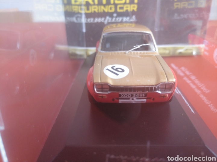 Coches a escala: FORD ESCORT MKI TWIN CAM, 1968, BTCC CHAMPION,, ALTAYA, ESCALA 1/43, NUEVO. - Foto 2 - 202669198