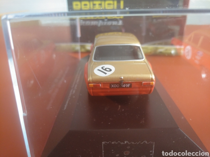 Coches a escala: FORD ESCORT MKI TWIN CAM, 1968, BTCC CHAMPION,, ALTAYA, ESCALA 1/43, NUEVO. - Foto 4 - 202669198