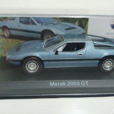 Coches a escala: MASERATI MERAK 2000 GT.. Lote 203078687