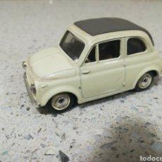 Coches a escala: VITESSE 500 - FIAT 500 1956 FALTA LOGO DELANTERO. Lote 203632217