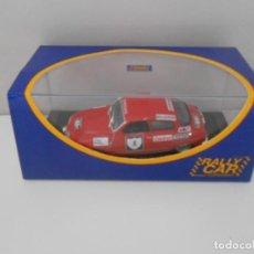 Coches a escala: 3594 IXO RALLY CAR COCHE SAAB 96V4 BLOMQVIST HERTZ SWEDISH RALLY CAR 1/43. Lote 203805183