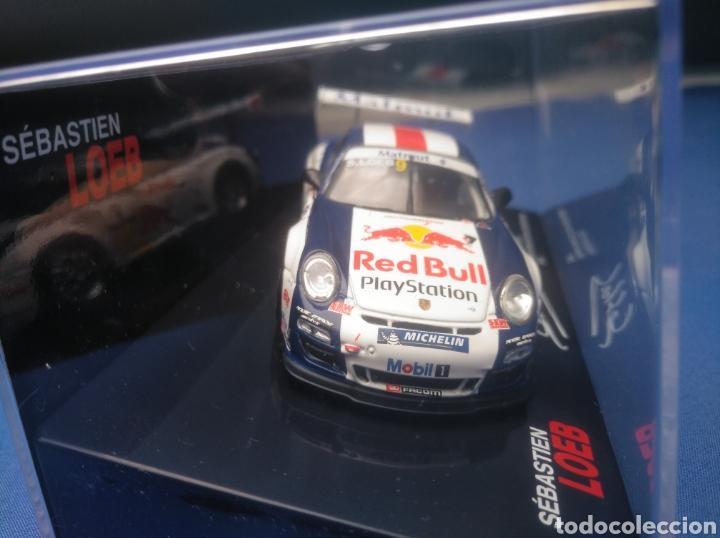 Coches a escala: PORSCHE 911 GT3, GRAND PRIX DE PAU 2012, COLECCIÓN SEBASTIEN LOEB, 1/43, ALTAYA - Foto 2 - 204429523