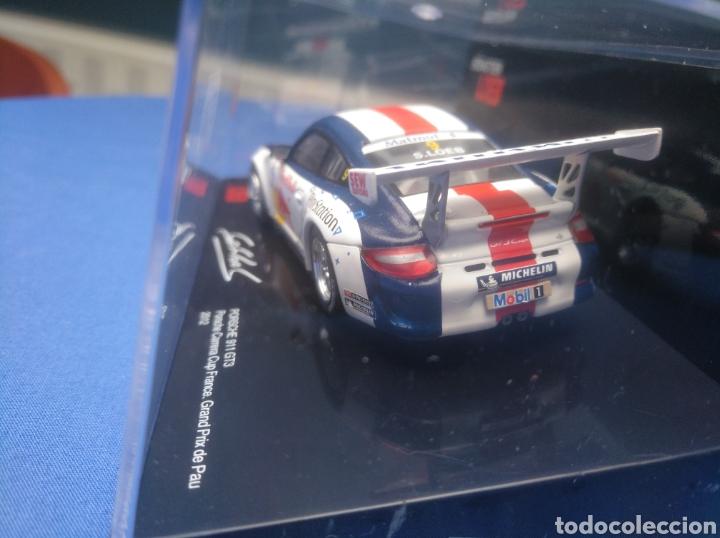 Coches a escala: PORSCHE 911 GT3, GRAND PRIX DE PAU 2012, COLECCIÓN SEBASTIEN LOEB, 1/43, ALTAYA - Foto 3 - 204429523
