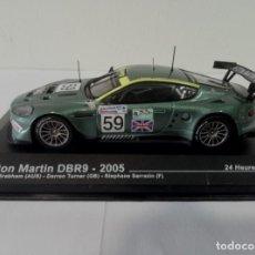 Coches a escala: ASTON MARTIN DBR9 24H DE LE MANS 1/43.. Lote 204484406