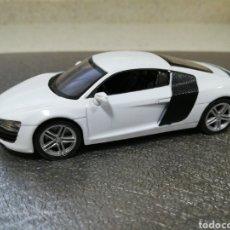 Auto in scala: WELLY 43025 - AUDI R8 (1º GENERACIÓN) 2006. PERFECTO ESTADO. Lote 204609770
